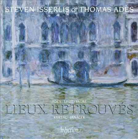 ADES:LIEUX RETROUVES BY ISSERLIS,STEVEN (CD)